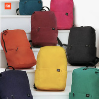 Tas Ransel Xiaomi Mi Colorful Trendy Solid Color Lightweight Backpack