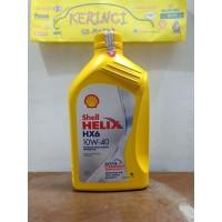 OLI SHELL HELIX HX6 10W-40 1L - OLI SHELL HX6