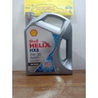OLI SHELL HELIX HX8 5W-30 4L GALON - OLI SINTETIS SHELL HELIX HX8 4L