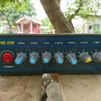 Anti feedback untuk mic atau mixer PME-05M