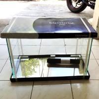 Aquarium Gex Glassterior 600 Aquascape