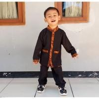 Baju PAngsi Anak + Seragam Pangsi Anak