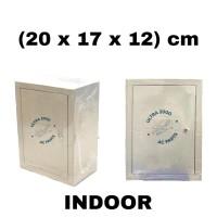 BOX PANEL 20x17cm / BOX PANEL LISTRIK 20 x 17 x 12 / BOX PANEL INDOOR