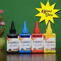 Tinta printer Alfa ink Pigment Alfaink 100ml Epson original anti pudar