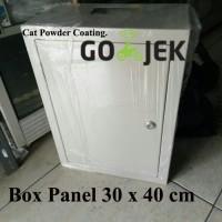 Box Panel Ukuran 30 x 40 cm Standar Box Listrik indoor 30x40 cm