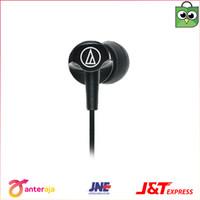 Audio Technica Earphone ATH-CLR100 BK Black