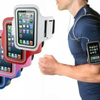 universal sport armband holder hp di lengan tangan