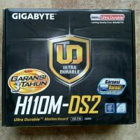 Box Kardus Mainboard Gigabyte H110M-DS2 / H81M-DS2