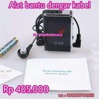 Alat Bantu Dengar Kabel / Hearing aid kabel BION V99