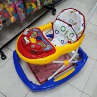 FAMILY BABY WALKER Musik Lampu Alat Bantu Belajar Jalan Bayi FB-731H