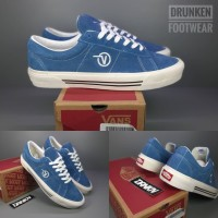 Sepatu Vans SID Dx Anaheim Factory OG Navy Blue - 100% UA PREMIUM