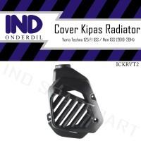 Tutup-Cover Kipas Radiator-Mesin Honda Vario Techno 125 FI-F1 Lama-Old