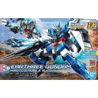 Bandai Gundam HG 1/144 Earthree