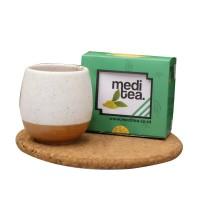 MediTea Teh hijau Dengan Anti Oksidan Tinggi