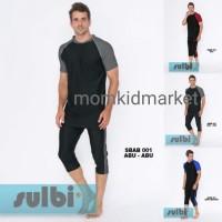 Baju Renang Ukuran M Pria Dewasa SBAB-01 - M