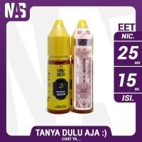 Salt nic Lab51 Banana Moon 25mg 15ml Liquid Vape Pod Premium