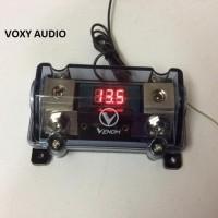 SEKRING AUDIO-FUSE BLOCK DIGITAL VENOM VA1D 150 AMP ORIGINAL