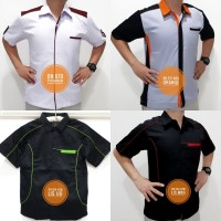 DN 070 044 067 XXXL Seragam Uniform Baju Kerja Drill PDH Werpak Dinas