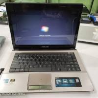 Jual Laptop bekas Asus A43SD i3-2350m
