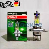 Osram All Season Super H4 ALS Made in Germany Lampu Mobil Allseason