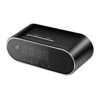 Spy Cam Model Jam Meja Digital FullHD 1080P WiFi kamera tersembunyi