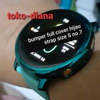 BUMPER FULL COVER SAMSUNG GALAXY WATCH ACTIVE 2 40mm / 44mm - Hijau