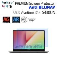 Screen Protector ASUS VivoBook S14 S430UN - KAKAY Premium ANTI BLURAY