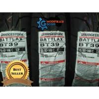 Ban Bridgestone Battlax BT39 110/80 - 14 & 90/80 - 14 matic