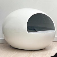 Automatic Cat Litter Basin Anti-splash Intelligent Cat Toilet