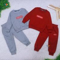 Setelan Atta Kids 8 9 Th Sweater Jogger Celana Baju Lengan Panjang An