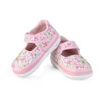 C10 sepatu anak bayi perempuan bahan terbaru umur 1 2 tahun bunyi