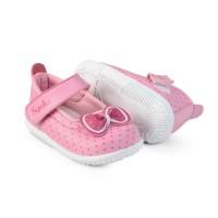C05 sepatu anak bayi perempuan bunyi 1 2 3 tahun lembut bunyi cit cit