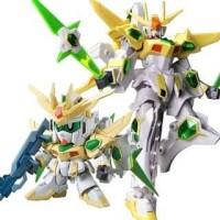Bandai SD / HG HGBF 1/144 star winning gundam