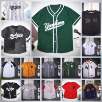 jersey baseball / kemeja baseball / kaos basebal 12