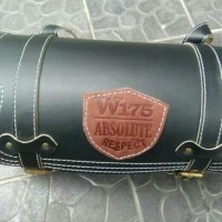 tas back rack side bag Kawasaki w175