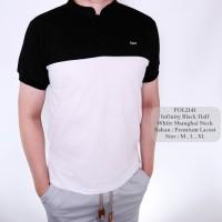 Kaos Polo Berkerah / Polo Shirt Cowok / Kaos Kerah Koko Fashion Pria