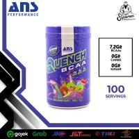 ANS Quench BCAA 100 serving quench bcaa powder100serving