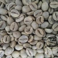 Green Bean Kopi Robusta Jawa Timur 1 Kg / Biji Kopi Mentah
