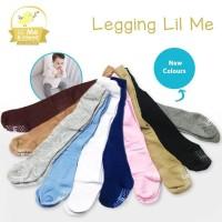 LITTLE ME Legging Bayi Polos Cotton Rich Baby Legging Tight