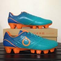 Sepatu Bola OrtusEight Genesis FG Tosca Arc Blue 11010049 Original