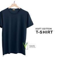 Kaos Polos Soft Cotton Combed 30S | Katun | T-Shirt | Kaos Oblong