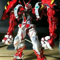 PG Astray Red frame metal build ver