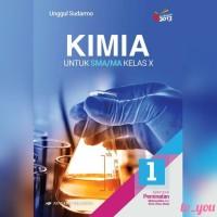 Buku Kimia SMA/MA Kelas X Kurikulum 2013 Revisi Penerbit Erlangga
