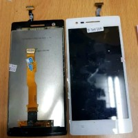 LCD OPPO R3001 OPPO MIRROR 3 ORIGINAL WHITE