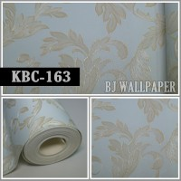 Wallpaper Dinding Bahan Vinyl KBC-163 | Uk. 53cm x 10m