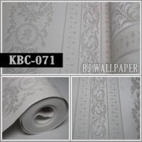 Wallpaper Dinding Bahan Vinyl KBC-071 | Uk. 53cm x 10m