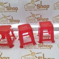 miniatur 1/12 bangku plastik kursi baso cafe shf revoltec legend figma