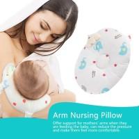 Infant Arm Nursing Cushion Pillow Care Soft Neck Washable