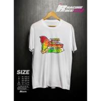 Kaos T-shirt Baju Burung Lovebird Dilarang Istri Kualitas Distro