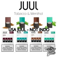 Juul Authentic USA - Menthol 5%